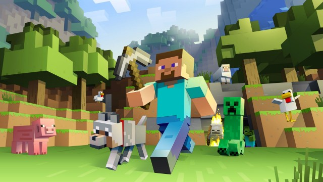 Minecraft is getting a physical release on the Wii U
