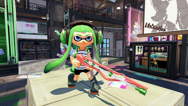 New Splatoon update is out