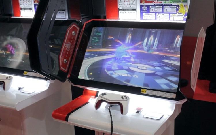 Wii U Arcade Machine : Pokken tournament arcade version updated nintendotoday
