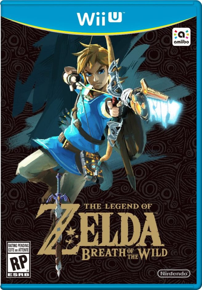 Here's the official Zelda: Breath of the Wind box art.