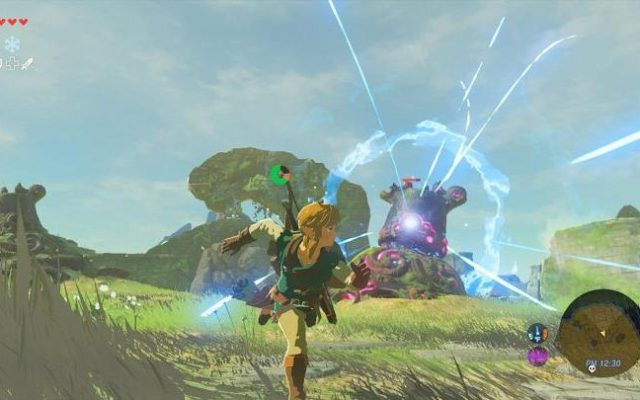 Zelda: Breath of the Wild has to sell 2 million copies to turn a profit
