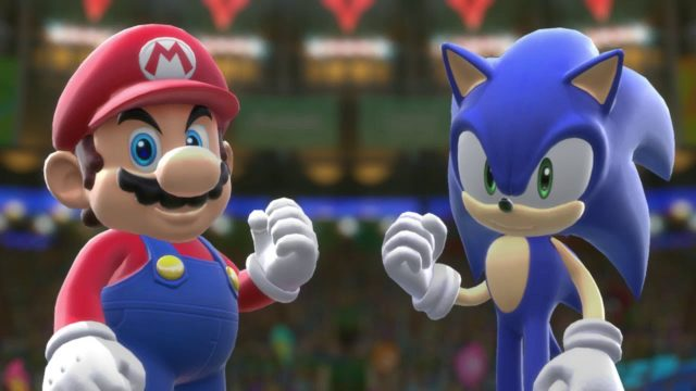 Here's more Mario & Sonic 2016 Olympics Wii U footage
