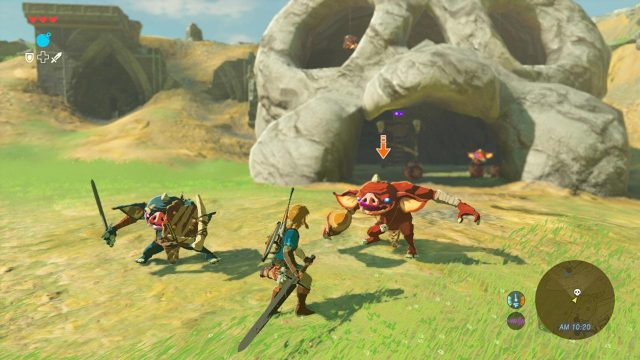 Nintendo confirms the new Zelda game will look better on the NX (duh!)