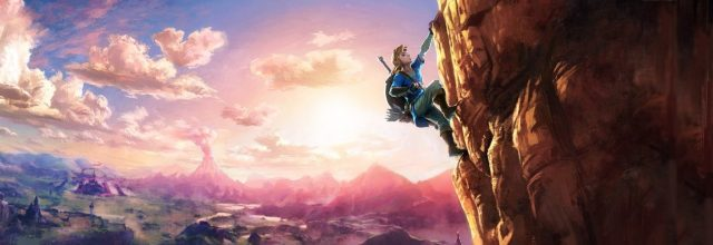 New Zelda game is co-developed by Monolith Soft