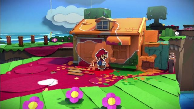 Nintendo kicks off Paper Mario Color Splash ad campaign with new TV spots