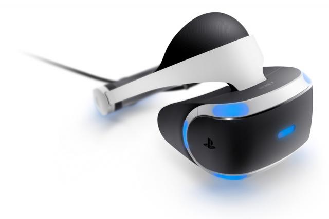 PlayStation VR's