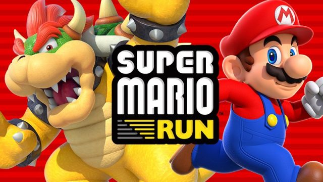 Super Mario Run launches on Android in March
