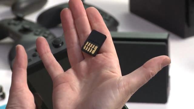 nintendo switch 3ds cartridge comparison