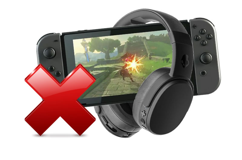 c4b56322f79 The Nintendo of France rep did not say if the Switch would eventually  support Bluetooth headsets in the future.