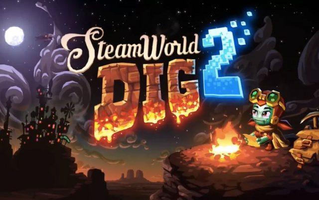 SteamWorld Dig 2 info from the Reddit AMA - NintendoToday