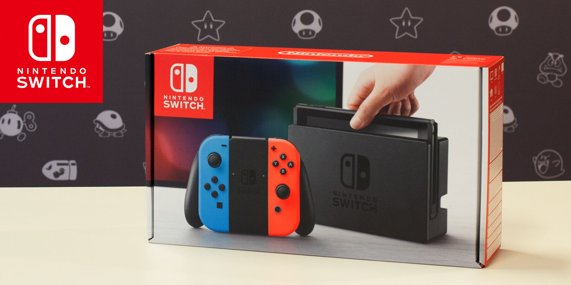 [edit: Looks Like The Gray Joycon Switch Is Also In Stock For Those Of You  Who Like To Be Boring!]