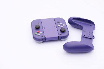 switch-custom-joy-con-4-350x234 Check out this custom GameCube Purple Joy-Con