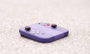 switch-custom-joy-con-6-350x211 Check out this custom GameCube Purple Joy-Con