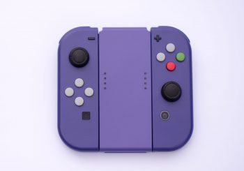 switch-gamecube-joy-con-350x245 Check out this custom GameCube Purple Joy-Con