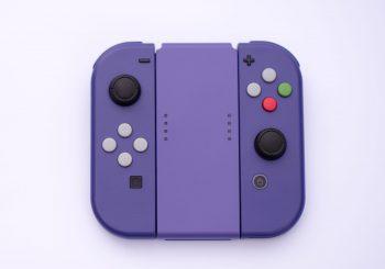 switch-gamecube-joy-con-350x245 Check out this custom GameCube Purple Joy-Con