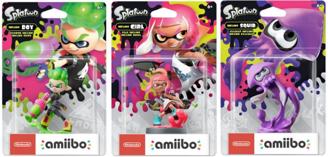 Splatoon 1 Amiibo Will Work With Splatoon 2 Nintendotoday