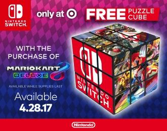 Switch Rubik's Cube