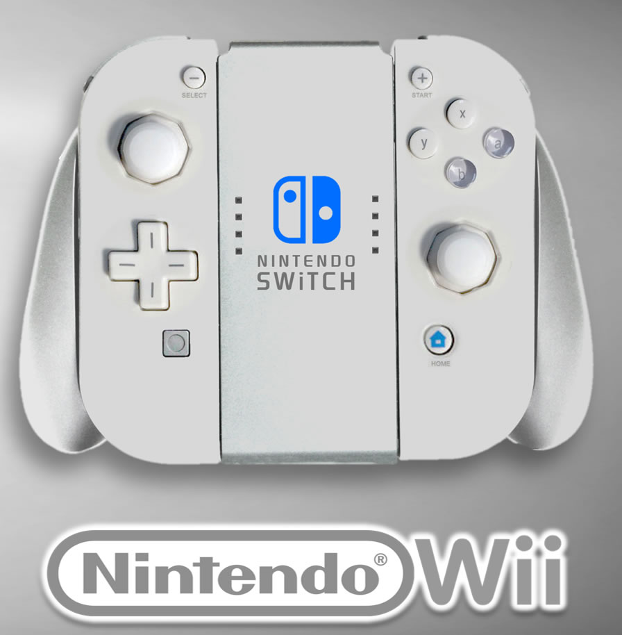 Nintendo Switch Wii controller