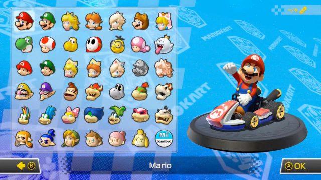 How To Pick The Best Racer In Mario Kart 8 Deluxe
