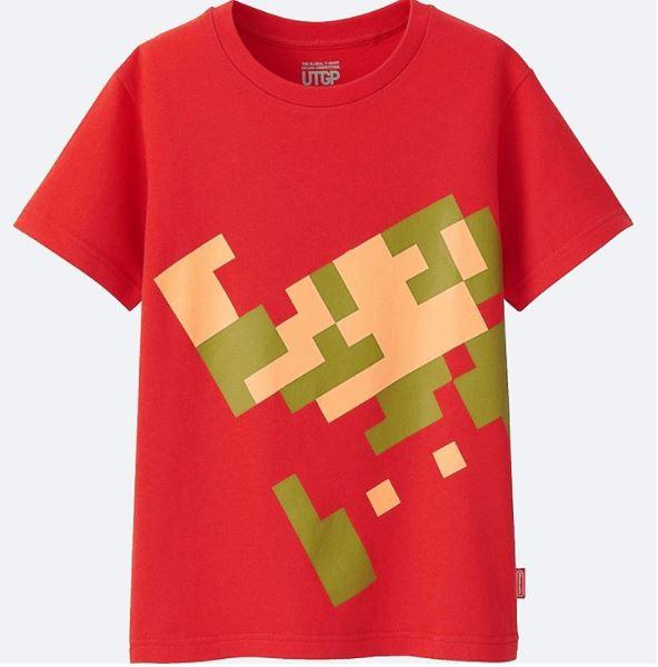nintendo tshirts