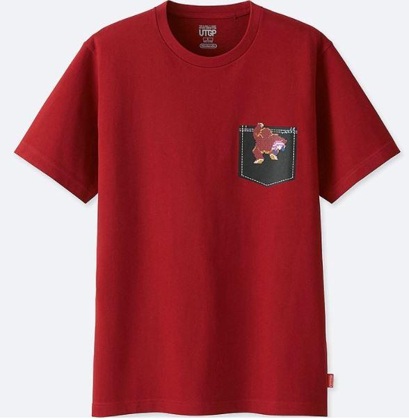 official Nintendo t-shirt