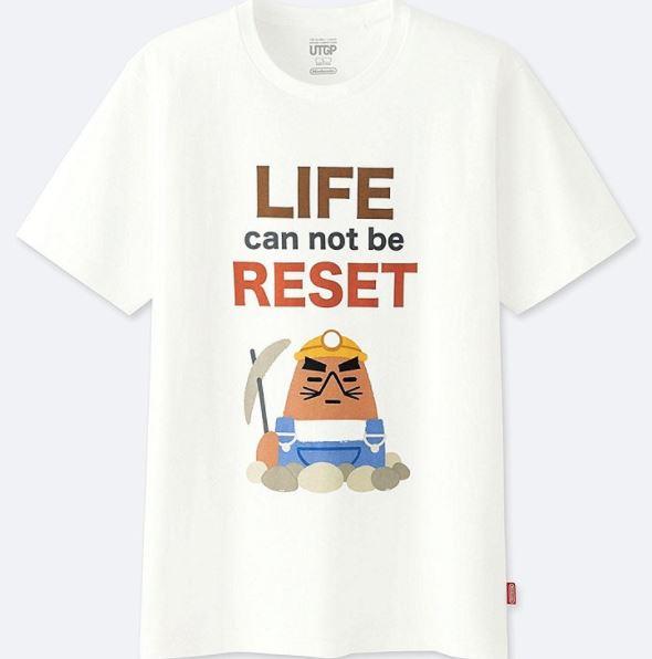 nintendo tshirt