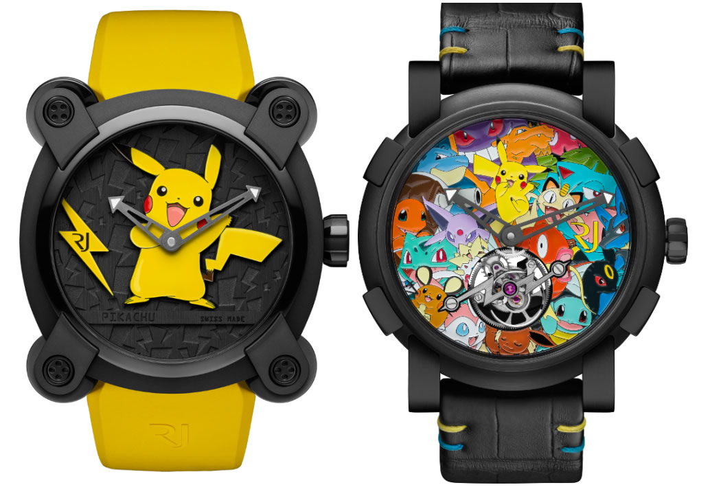 You can now buy a $258,000 Pokemon watch