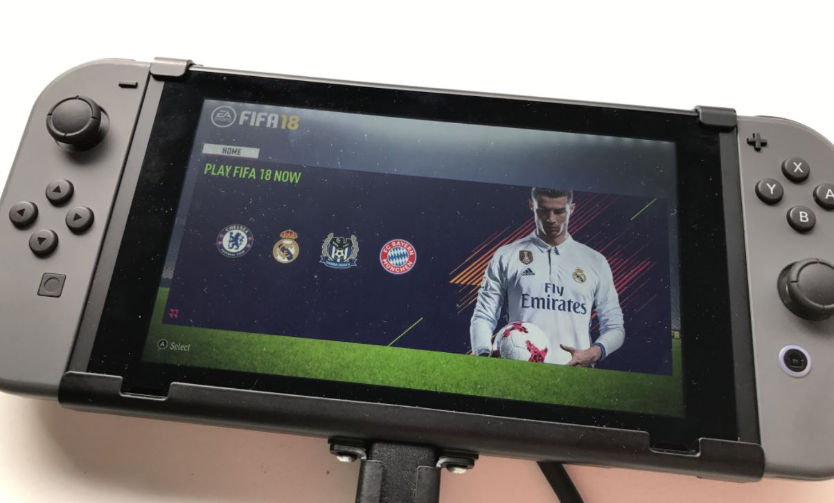 FIFA 18 on Switch looks like the best mobile FIFA game ever ...