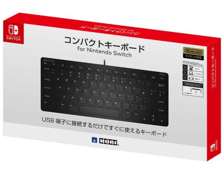 Nintendo Switch keyboard