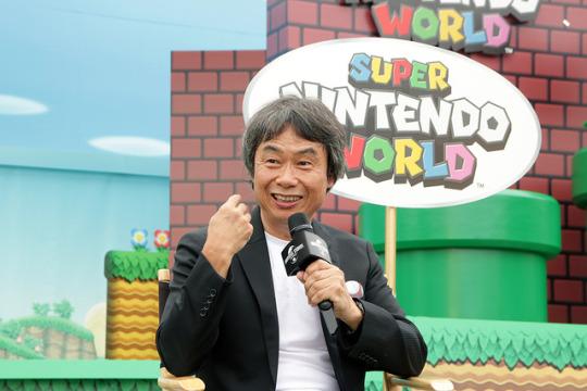 Nintendo theme park will cost $500 million