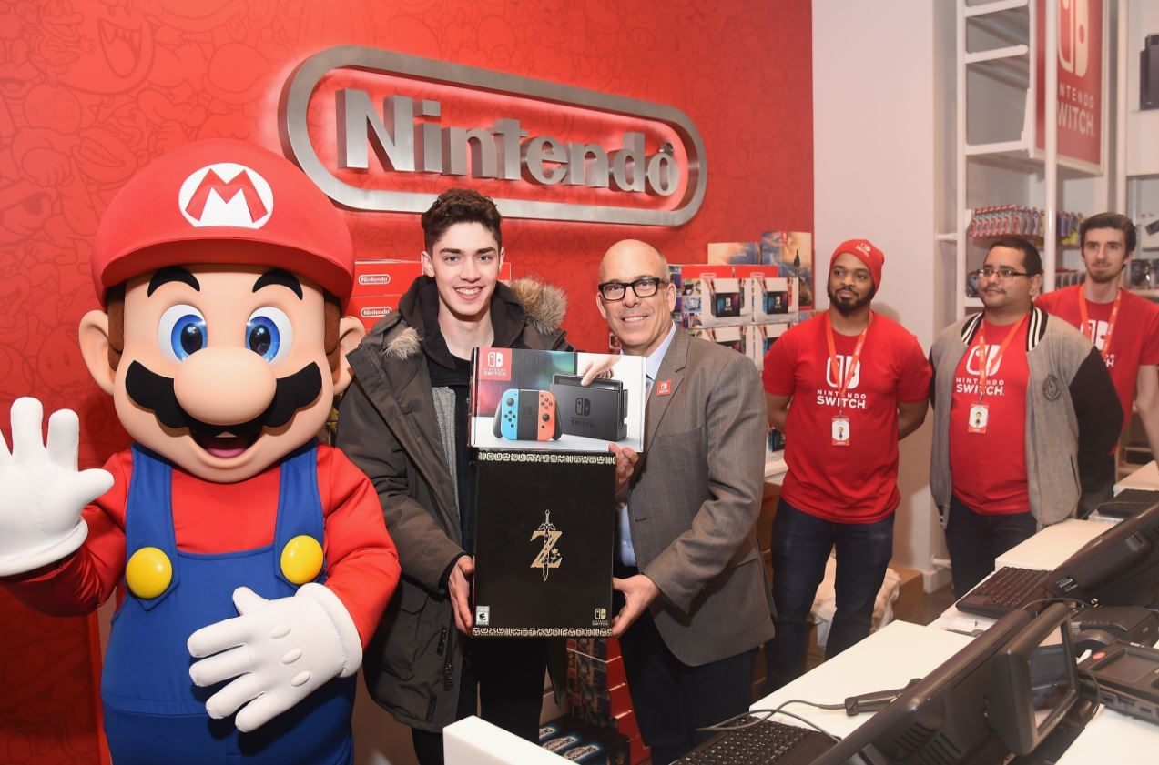 Switch outsell Wii