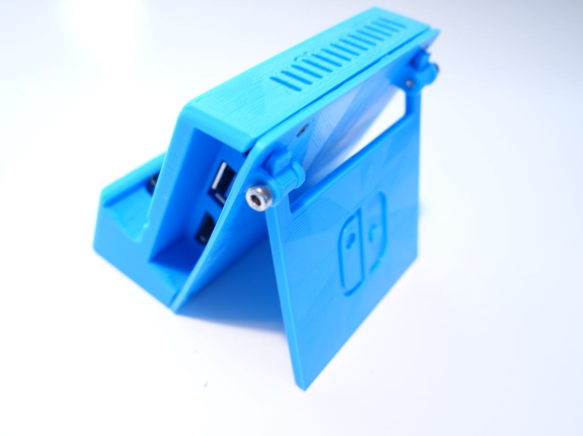 New Switch dock
