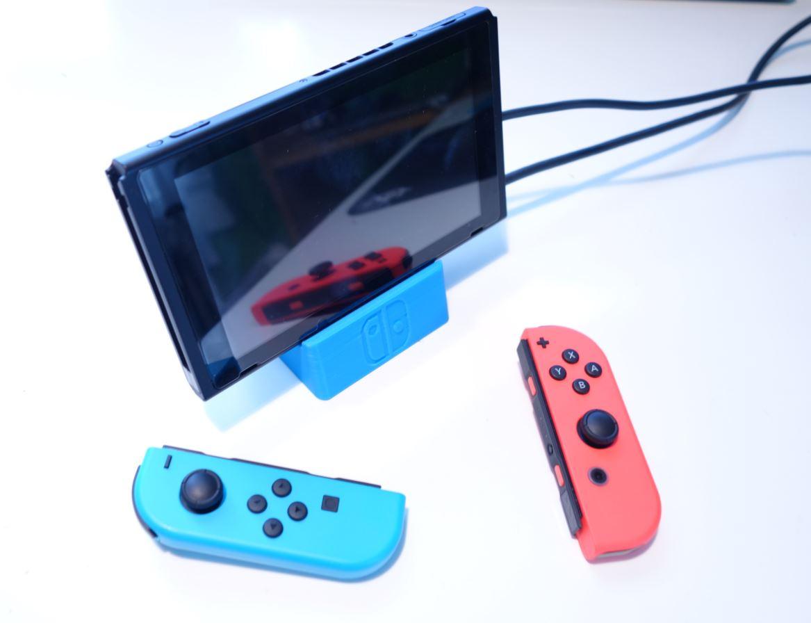New Nintendo Switch dock