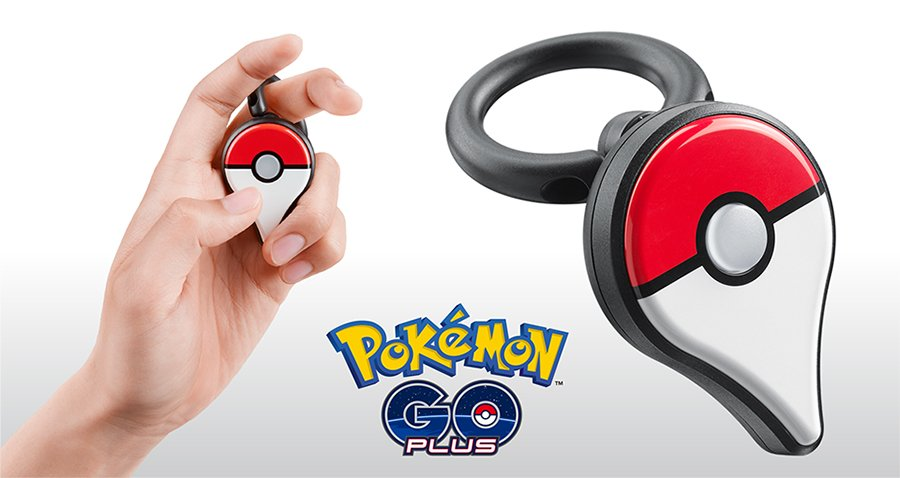 You can now Pokemon better with the Pokemon GG Plus ring