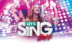 lets sing 2018 wii