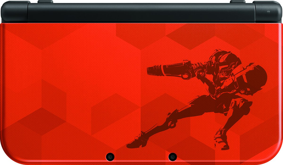 metroid-new-3ds-xl-2 Limited Edition Metroid 3DS XL revealed