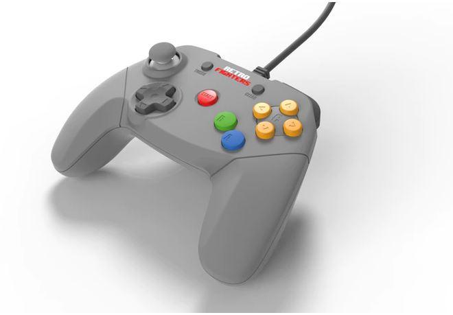 n64 Someone made a modern N64 controller