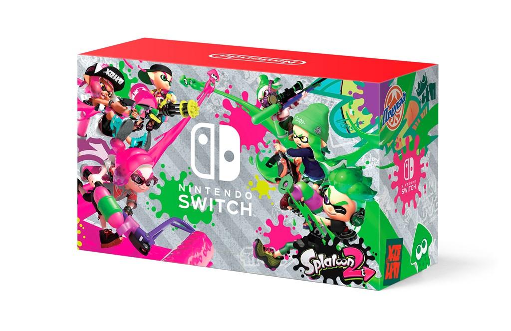 Nintendo announces Splatoon 2 Switch bundle