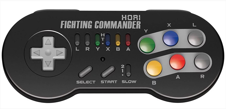 Hori SNES controller