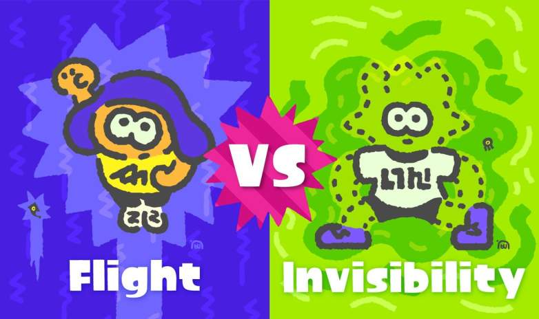 Reminder: Splatoon 2 Splatfest starts tonight