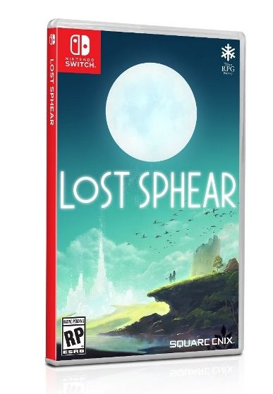 25 minutes of Lost Sphear Switch gameplay