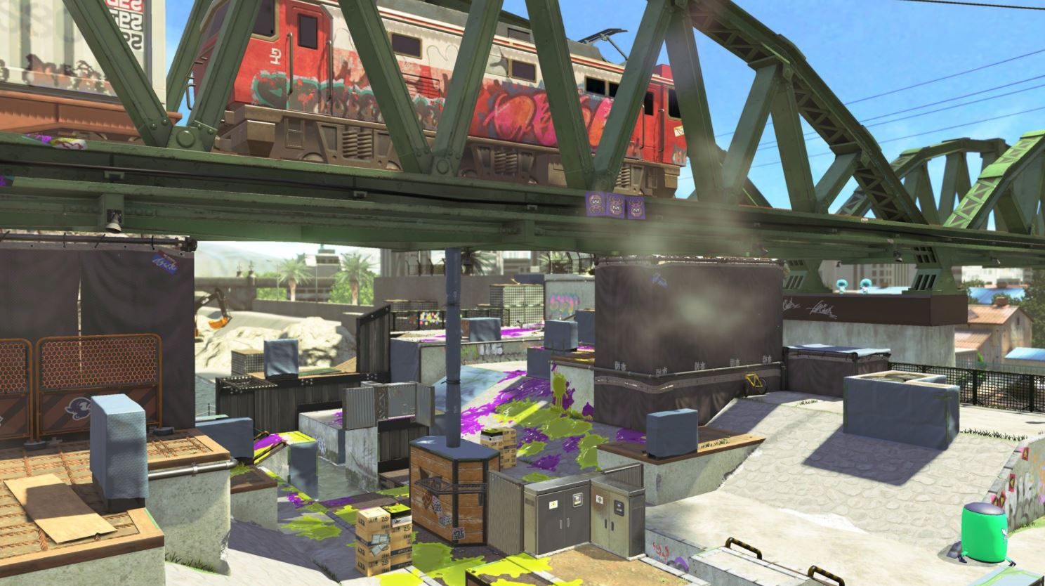 New Splatoon 2 stage coming tomorrow