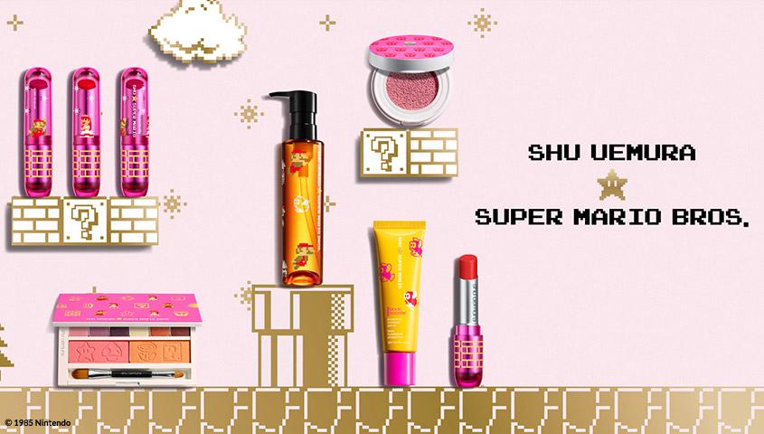 Super Mario makeup