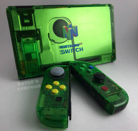 Check out these cool Switch N64 mods - NintendoToday