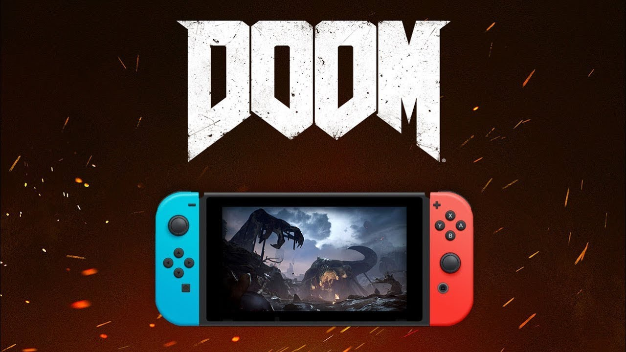 Is Doom on the Switch a failure?