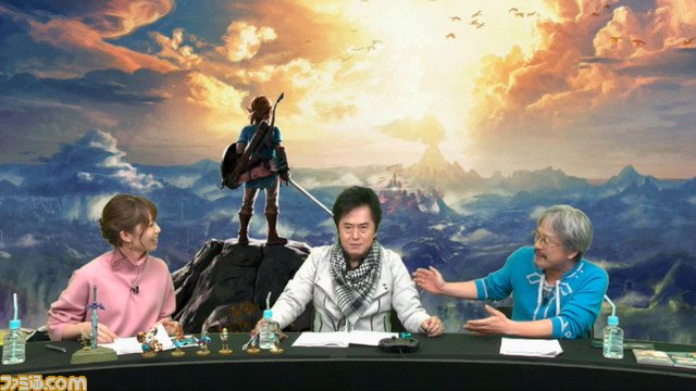 Confirmed: Zelda: Breath of the Wild is done, no more new content