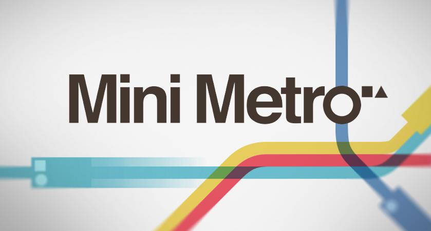 Mini Metro Nintendo Switch