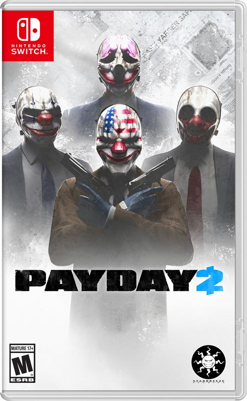 PayDay 2 gets Switch release date