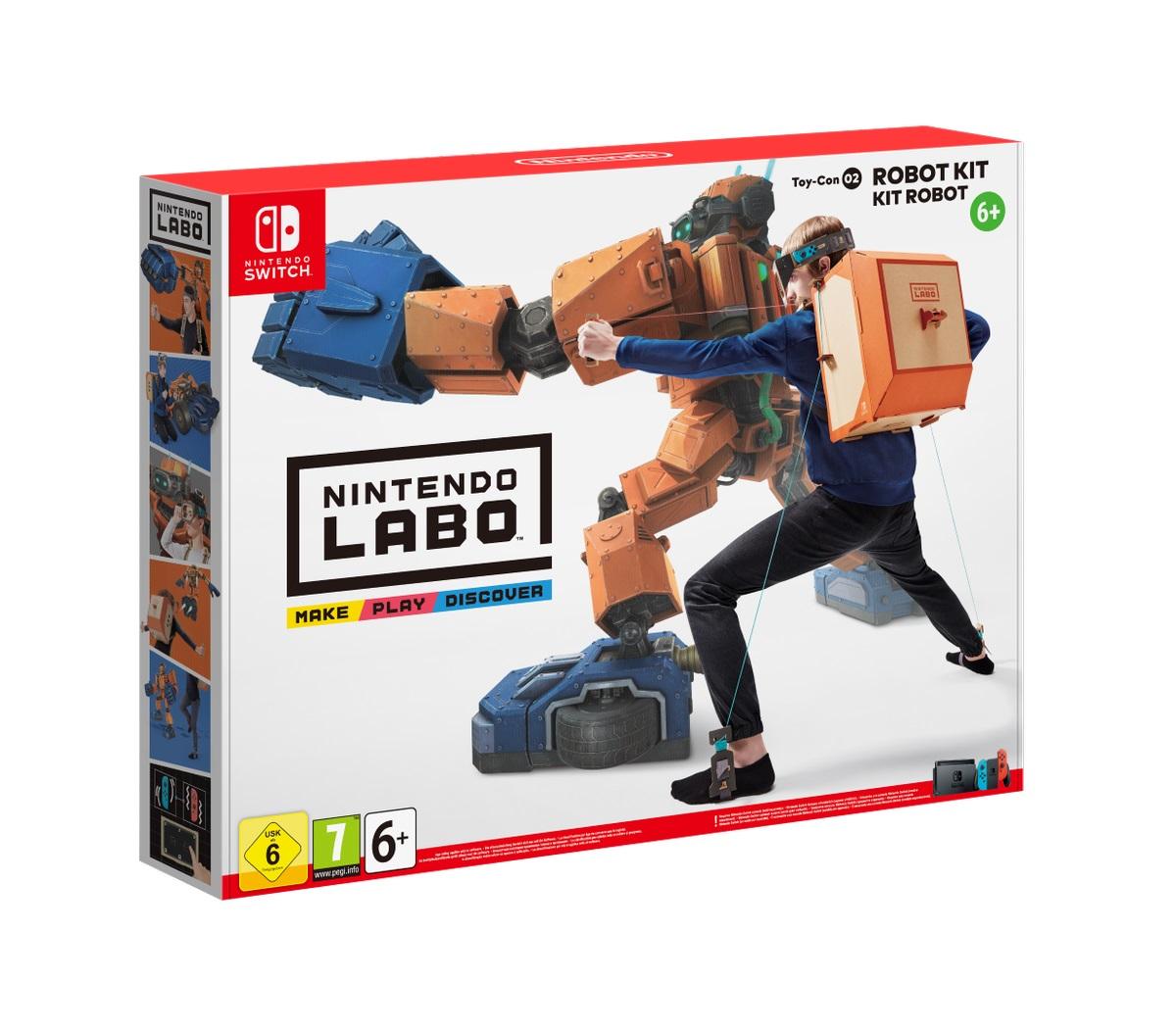 """Nintendo Labo"" is Nintendo's new way to play - NintendoToday"