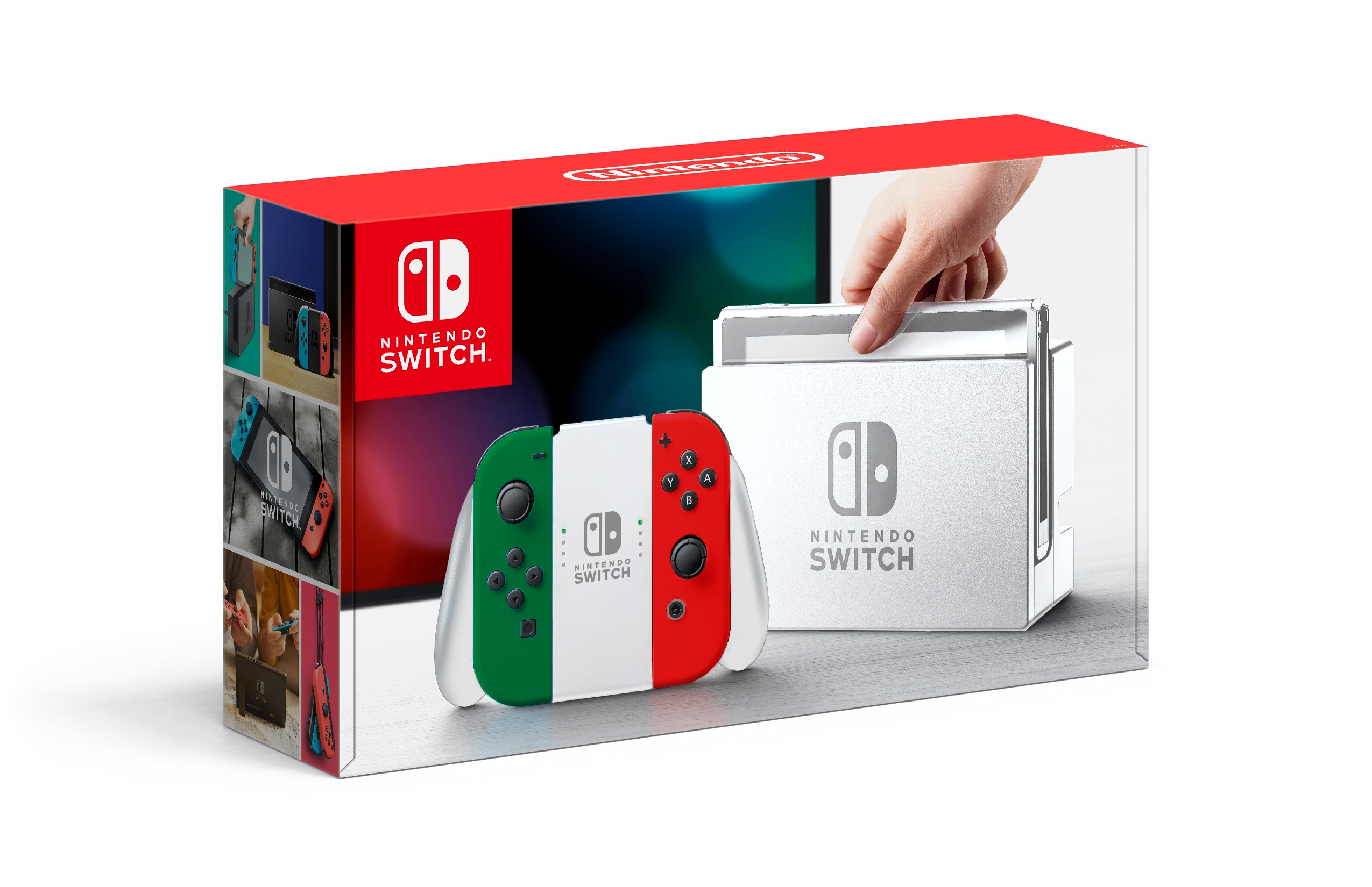 Nintendo Switch selling faster than Wii in Italy
